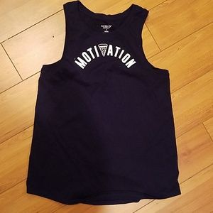 Old navy active tank top size xs